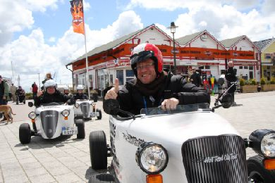 HOT ROD Tour auf Sylt